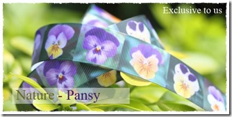 Nature collection pansy header 2
