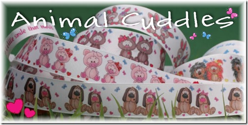 animal cuddles product page