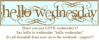 hello wednesday 330
