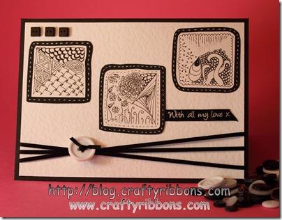 zentangle card